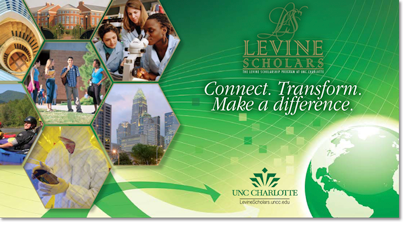 Levine Scholars Program at UNC Charlotte